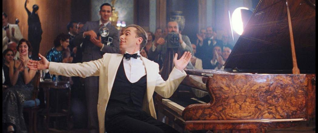「海上鋼琴師」在台重映的票房超過首度上映,本月中即將再度上演。圖/海鵬提供