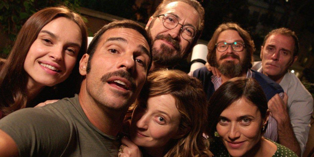 「完美陌生人」劇本超精彩,被10多個國家先後重拍。圖/海鵬提供