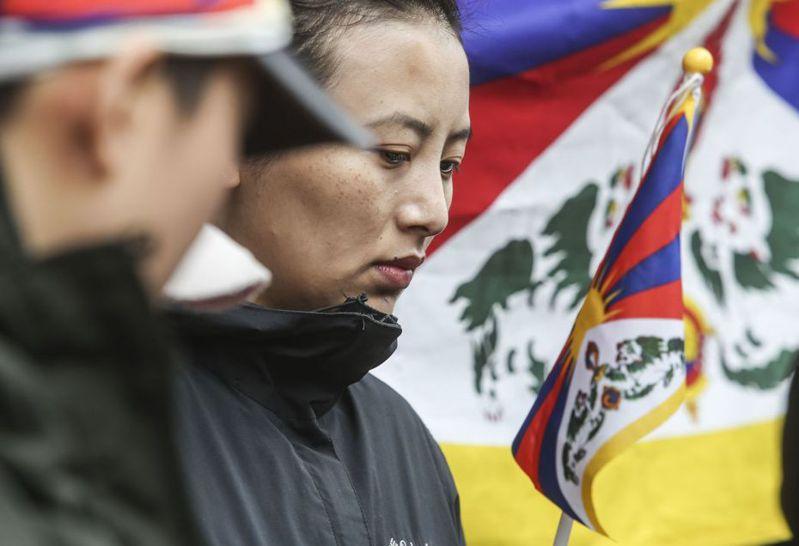 台權會強調,「每一批爭取居留的藏人都是無國籍人。」 圖/聯合報系資料照片
