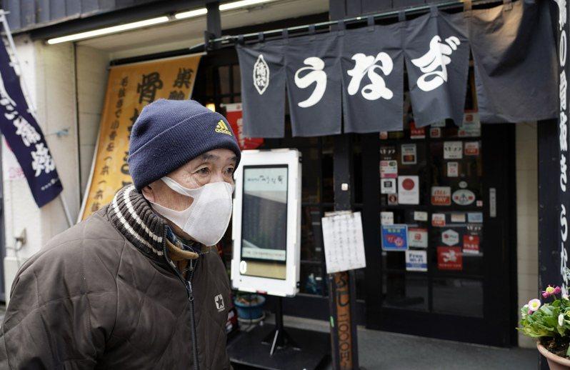 日本東京都5日暴增130多例新冠肺炎確診,又刷新單日確診紀錄。 歐新社