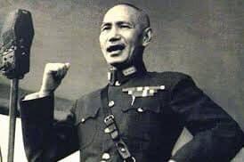 前總統蔣中正。圖/翻攝羅智強臉書