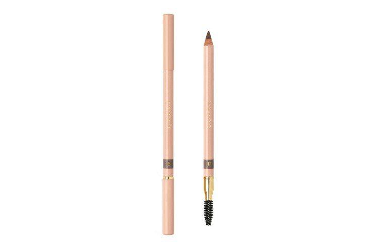 同樣新推出的GUCCI 6色眉筆。圖/摘自Twitter