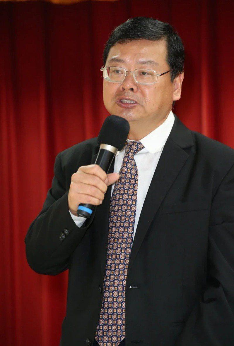 觀光局代理局長張錫聰。本報資料照片
