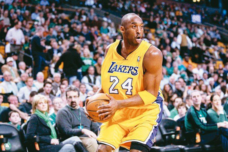 湖人隊布萊恩入選籃球名人堂,驟逝的他仍讓人懷念。 (路透)