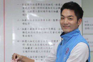 國民黨問鼎下屆台北市長,立委蔣萬安目前仍是第一人選。 圖/聯合報系資料照片