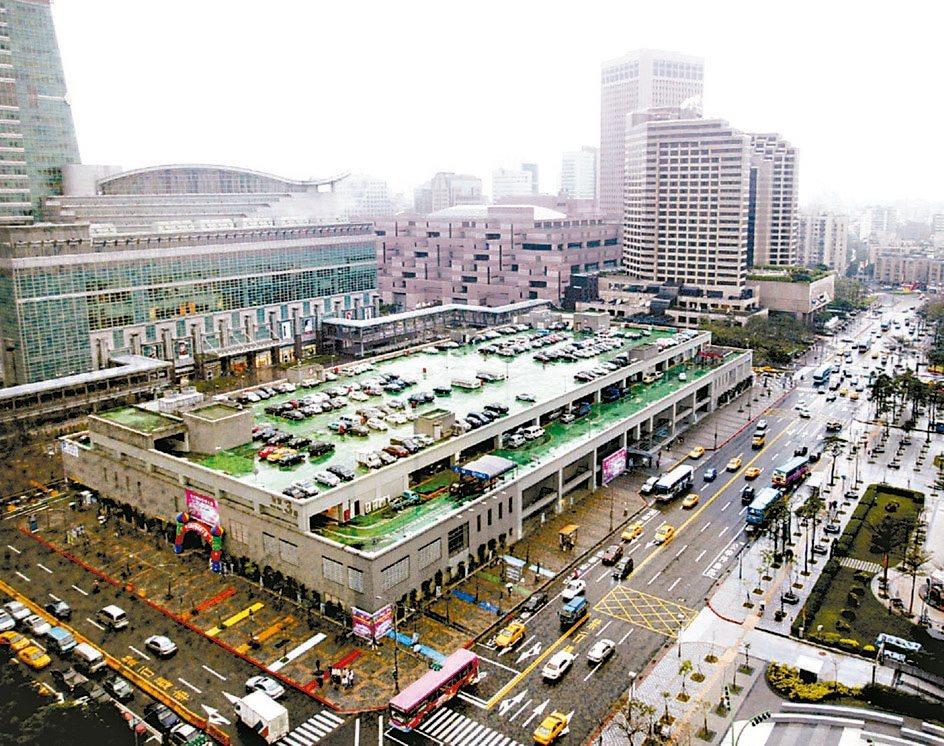 台北市世貿三館地上權案,日前由南山人壽得標,後續開發規劃受關注。 本報系資料庫