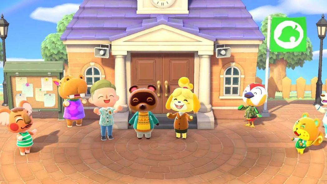 《集合啦!動物森友會》自發售後風靡全球,與動物之間的相處更是遊戲的一大賣點/圖片...