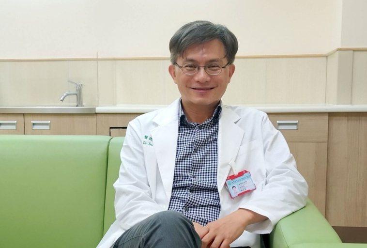 台南市立安南醫院副院長蘇冠賓教授。 圖/安南醫院提供