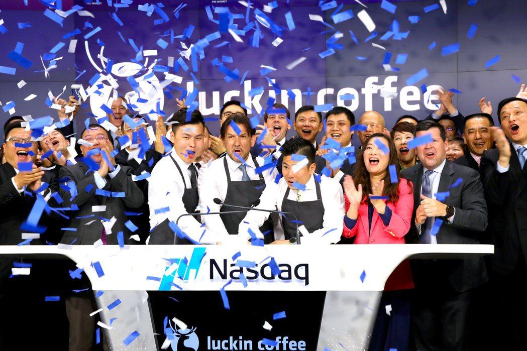 2019年6月,一鳴驚人的瑞幸咖啡在美國納斯達克正式掛牌,創下全球最快上市公司的...