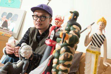 【藝術生活】跨足商業設計和藝術創作,創作者王宗欣的心得分享