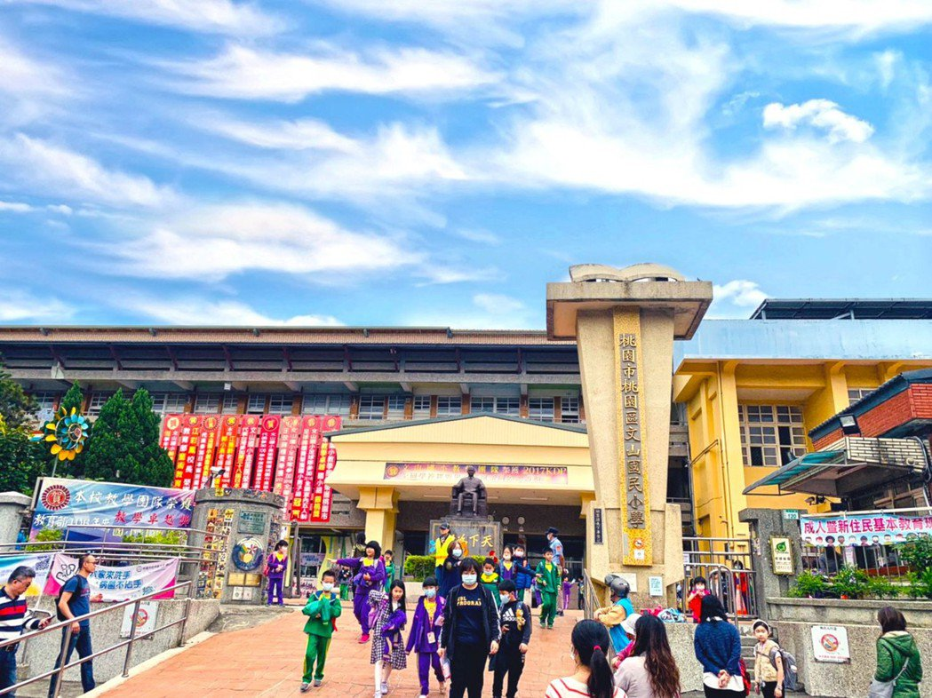 圖說:「福鄉至美」距離文山國小、中興國中僅500公尺,具備便利的就學機能。