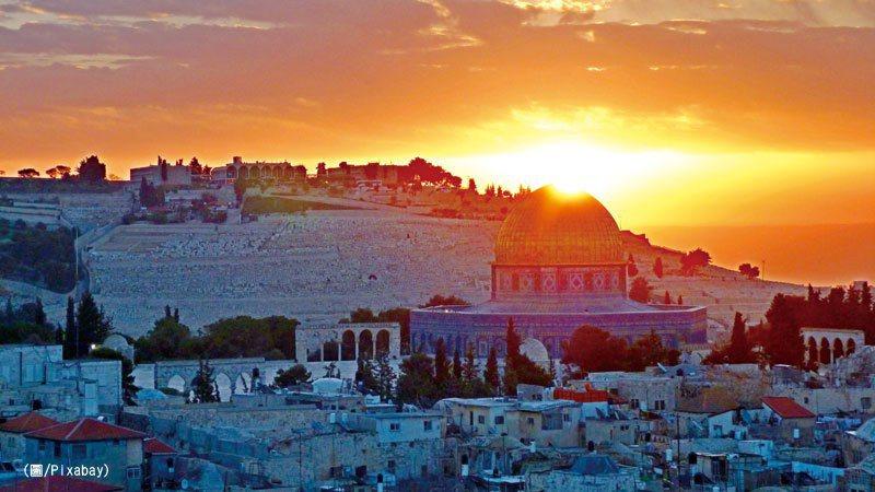 以色列和巴勒斯坦衝突已有多年歷史。 圖/Pixabay