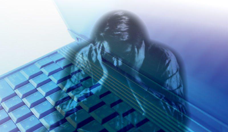 網路霸凌對受害者來說是一種看不見的痛。 圖/本刊資料庫