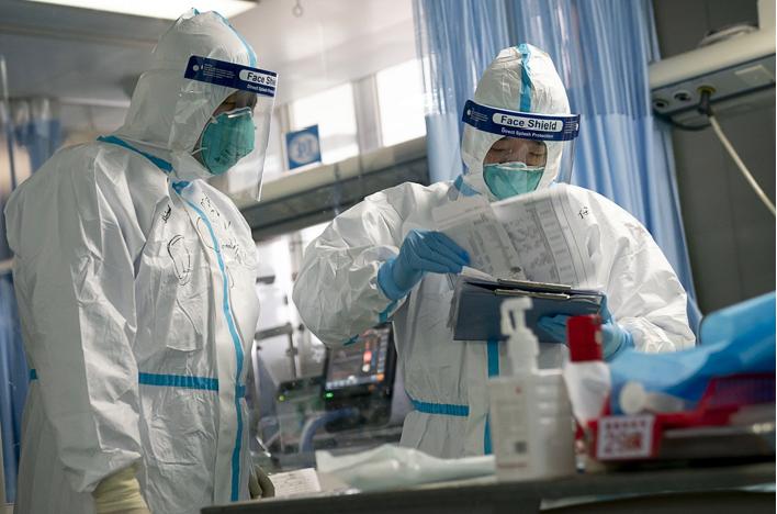 由於境外移入病例猛增,廣東4個區縣疫情風險等級由低風險調整至中風險。(中新社)