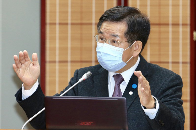 教育部長潘文忠。記者林伯東/攝影