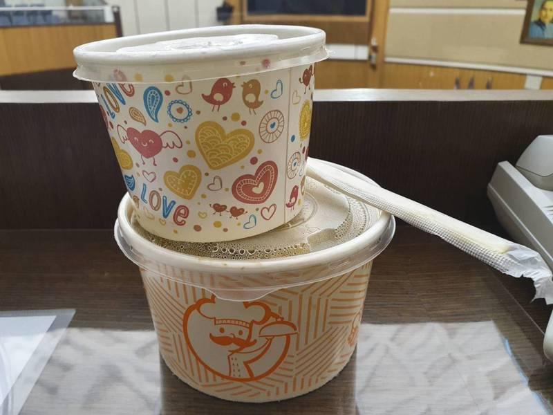 環保署已經於6月初發文給地方政府,禁止店家再使用例外條款、核備後使用免洗餐具。記者陳夢茹/攝影