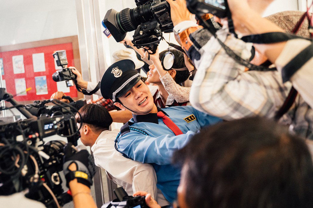 「逃出立法院」宣布延後上映。圖/華映提供
