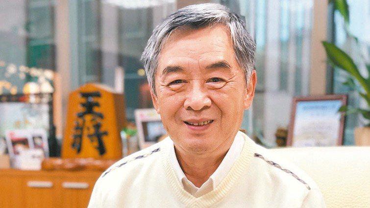 信邦董事長王紹新 報系資料照