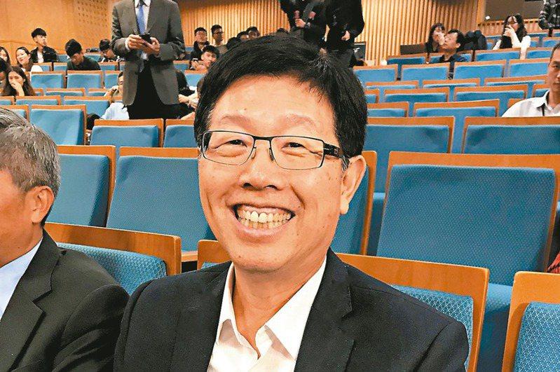 鴻海董事長劉揚偉。 本報系資料庫