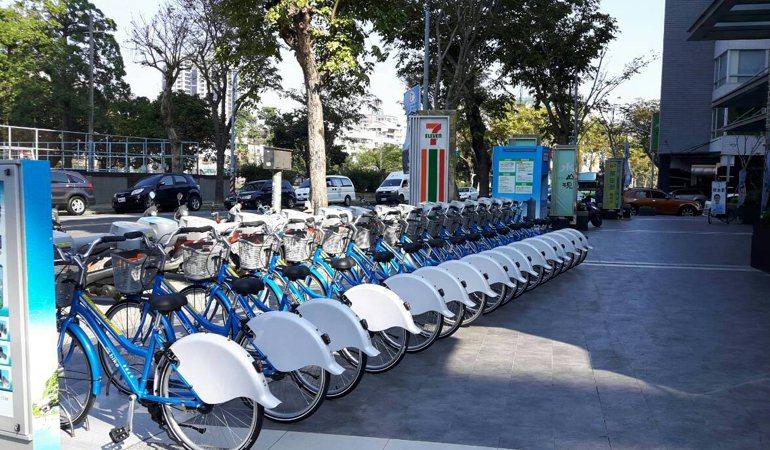 高市C-Bike營運入不敷出,市府評估移轉給交通局,已對外招標,預計7月起由Yo...
