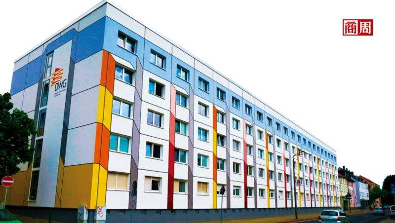 有百年歷史的包浩斯學校,校舍經改造後翻身為旅店。(攝影者.張智強)