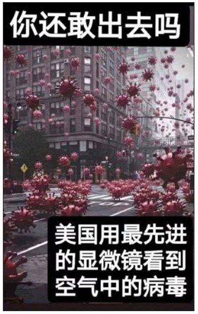 網傳訊息截圖。 圖/台灣事實查核中心提供