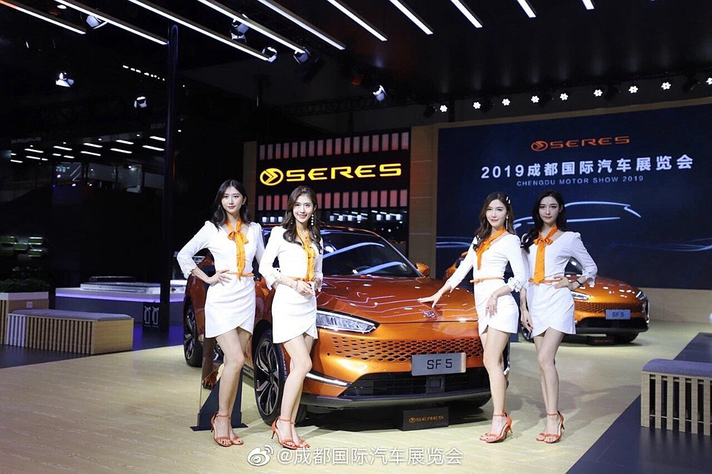 受新冠病毒影響全球大型車展幾乎停擺,但此時中國傳來了好消息。 圖/摘自成都國際汽...