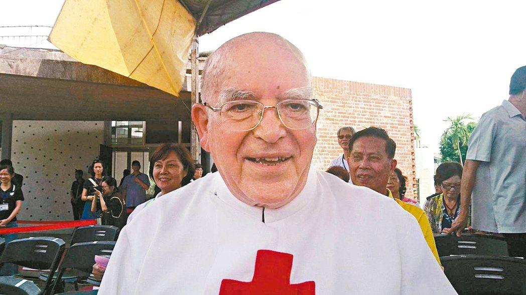 81歲的呂若瑟神父不忍義大利家鄉因新冠肺炎重創,寫信求救,台灣熱情捐款6天達1....