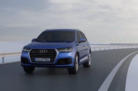 動態全輪轉向系統加持!Audi Q7 S line進化版限量開賣