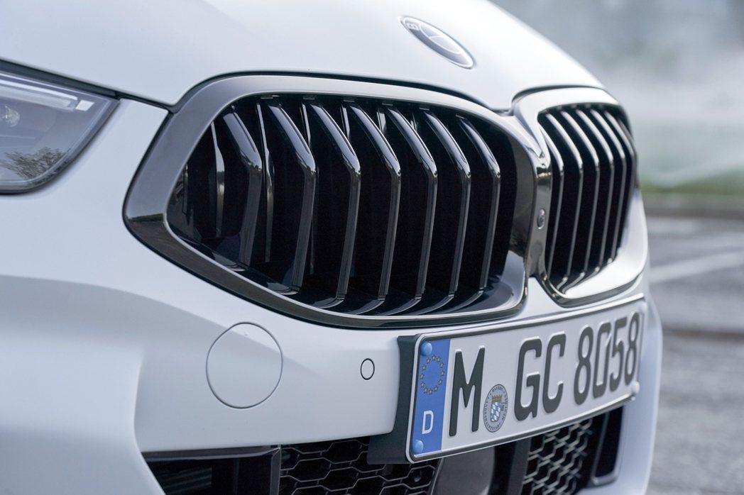 BMW今年第一季銷售下滑超過20%。 摘自BMW