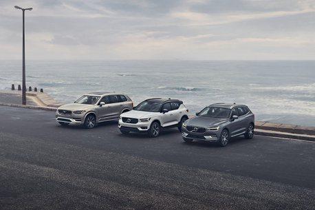 就算XC休旅三強鼎立,Volvo Cars第一季銷售仍敵不過新冠病毒影響