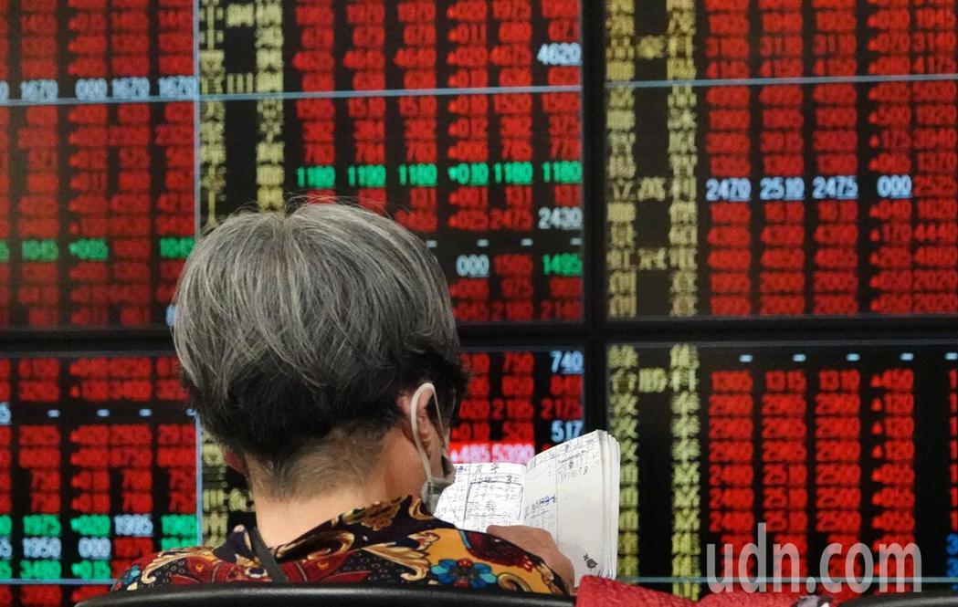 受美股大漲1627點影響,台股今天同步走高,十點不到就重回萬點大關,投資人除緊盯...