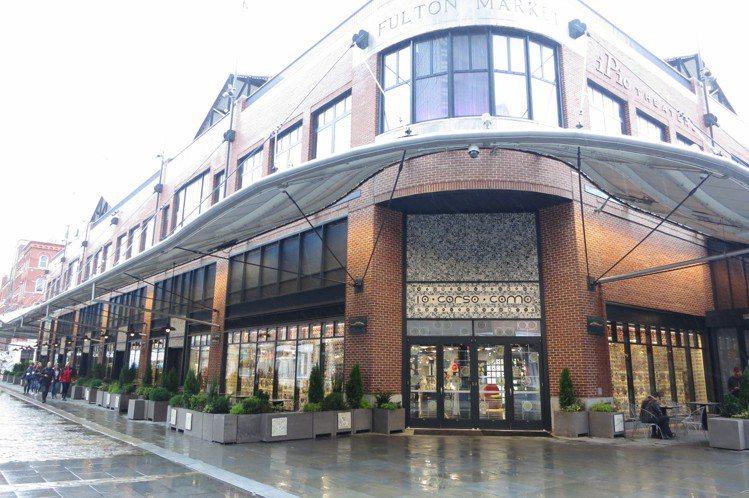 紐約10 Corso Como專門店位於東河畔,總面積787坪,難敵疫情宣布收攤...