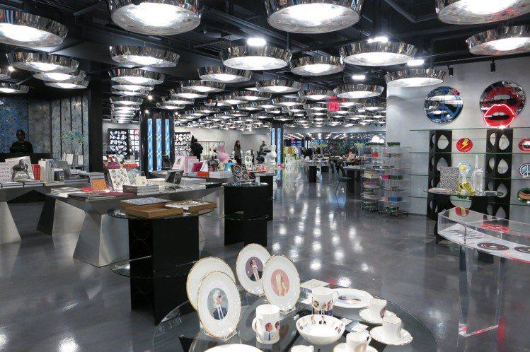 10 Corso Como紐約專門店,總面積787坪的舒適購物空間,囊括香氛、家...