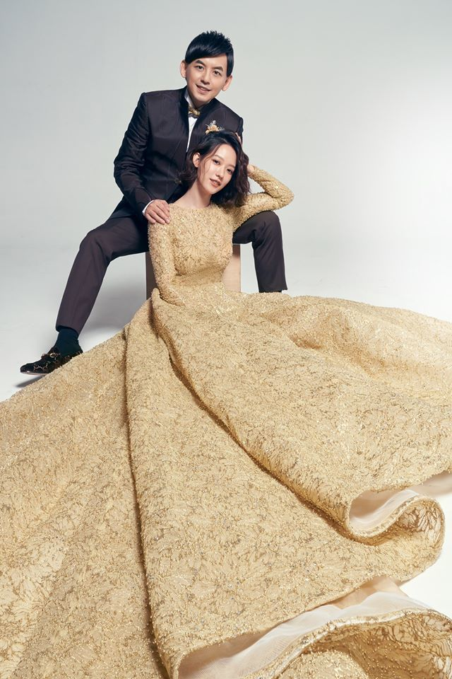 黃子佼和孟耿如婚禮確定延到明年5月16日。圖/摘自臉書