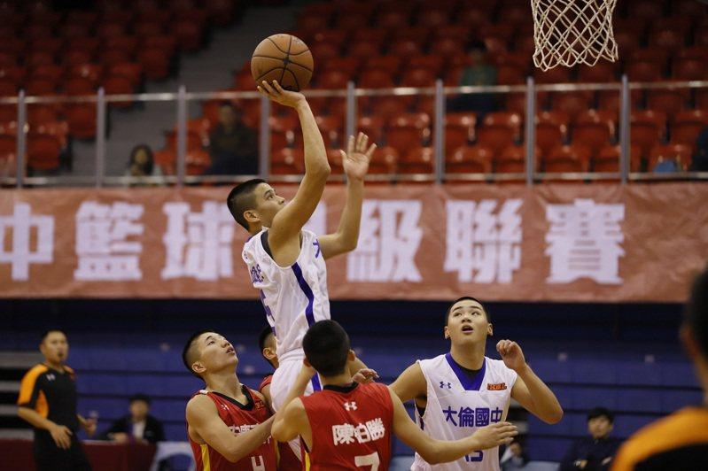 JHBL八強決賽明天將在台北體育館點燃戰火。圖/高中體總提供