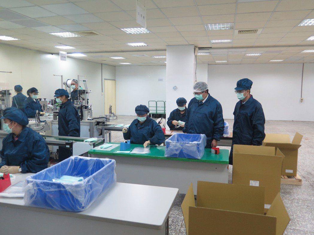 桃園市龜山工業區善存科技公司為專業預錄式光碟片生產廠商,由於自產光碟片不織布包裝...