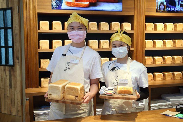 嵜(SAKImoto Barkey)台北旗艦店將於4月9日起開始試營運。記者陳睿...