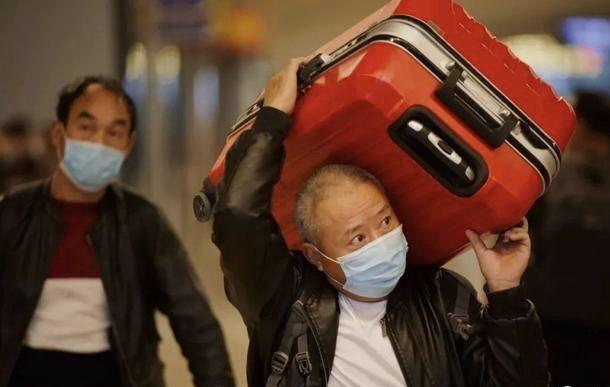 武漢將於8日重新恢復對外交通,估計當天將有超過5.5萬名旅客乘坐火車離開。(取自新京報微信公眾號)