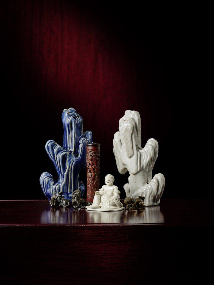 「古今| 網上拍賣: 中國藝術集珍」將於4月21日起開放競標。圖/佳士得提供