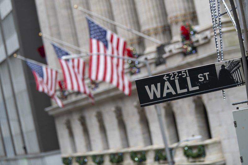 美股21日再度下跌,道瓊工業平均指數兩個交易跌點超過1200點。 美聯社