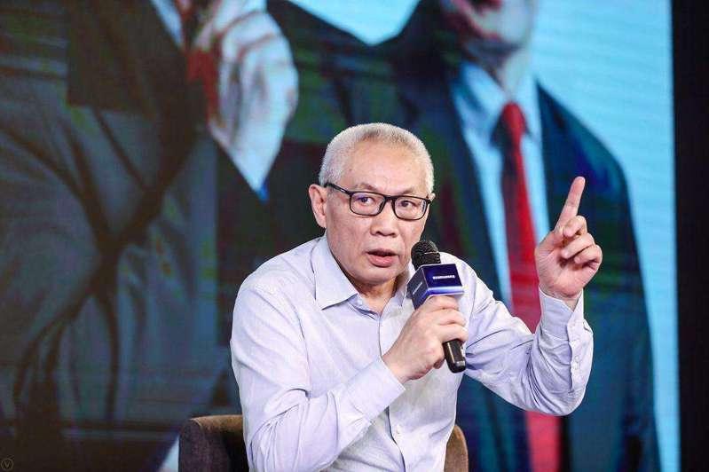 北京市華遠集團前董事長任志強。(搜狐網)