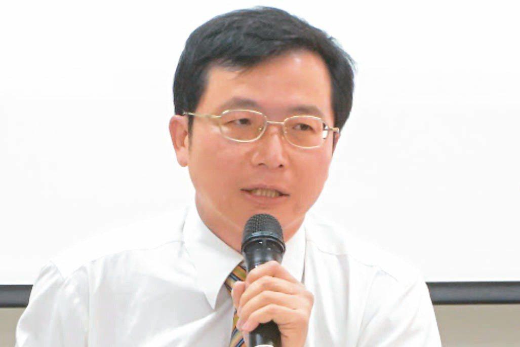 台大風險社會與政策研究中心總計畫主持人周桂田。 圖/周桂田提供