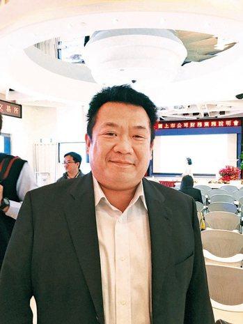 科嘉-KY董事長林志峰 (本報系資料庫)