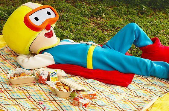 煙波國際觀光集團新竹湖濱館推出親子野餐專案。  煙波集團 提供