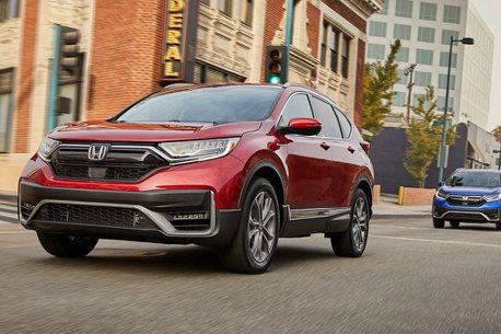 沒比RAV4 Hybrid省油!但美規小改款Honda CR-V Hybrid用價格取勝