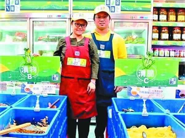 台中市政府提出6666招商計畫,廣邀青年來公有零售市場做頭家。