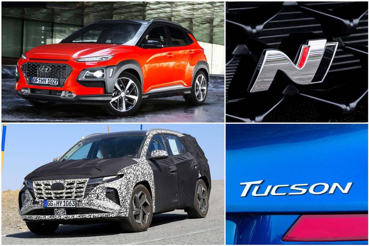 Hyundai生產計劃流出 Kona N上半年揭曉、新世代Tucson隨後亮相!