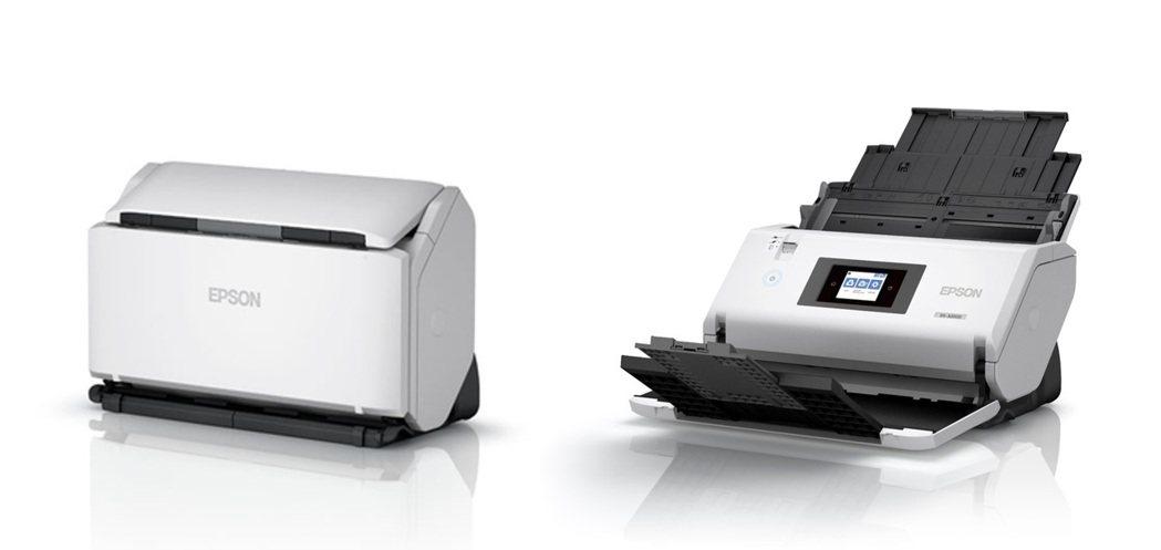 Epson首台A3智慧自動進紙掃描器DS-32000,以高速、高產能的絕佳優勢,...