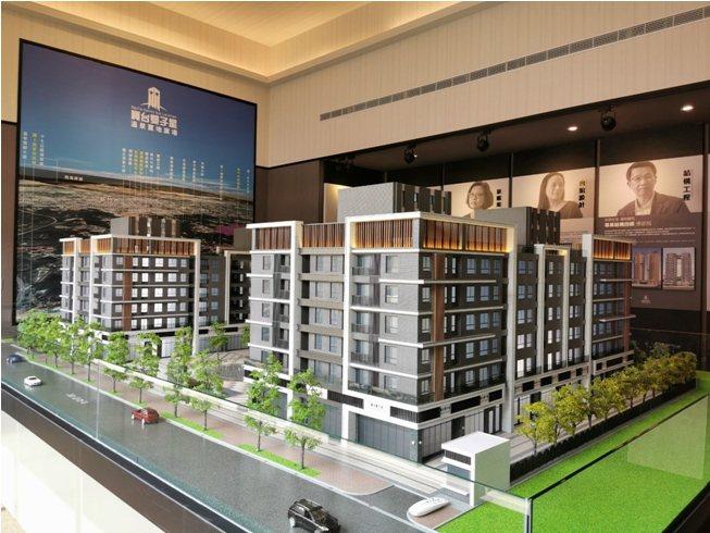 寶台雙子星」除了在地段稀有、產品規劃上,比擬北市重量級豪宅等級規劃外,未來增值空...